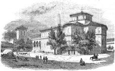 București, Sf. Gheorghe Nou, 1841 Sf, Bucharest, Romania, Bouquet, Painting, Bouquet Of Flowers, Painting Art, Bouquets, Paintings