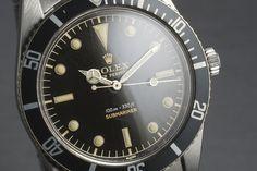 1958 Rolex Submariner 5508