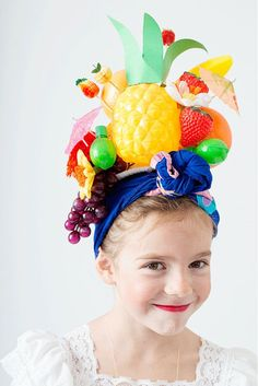 Fun and fruity costume!