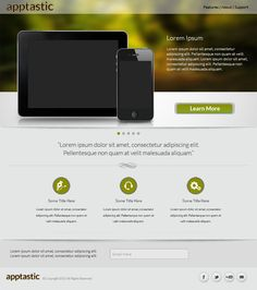 Free HTML5/CSS3 responsive template giveaway with psd's