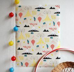 Lovely Poster - Krakatoa from Studio Violet