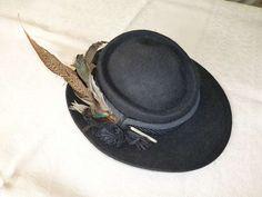 Collins Trachten Hut mit Federn