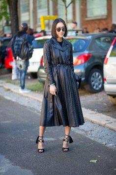 Eva Chen in Westward Leaning | Diego Zuko | Milan Fashion Week Street Style Spring 2016
