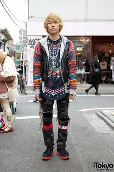 japanese street fashion - Google Search