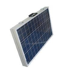 ECO-WORTHY 120W Solarpanel Komplett Set - 12 Volt Solar-Ladegerät - Faltbar…