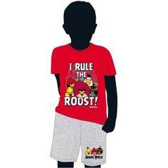 Conjunto #pijama de #AngryBirds Roost, por sólo 14.78€!