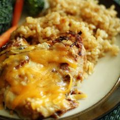 This is a favorite Sunday dinner at our house.  It's quick and easy to throw together and tastes delicious!