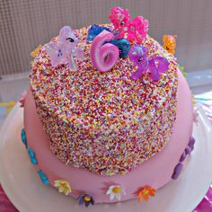 My Little Pony Party Food My Little Pony 6th birthday party