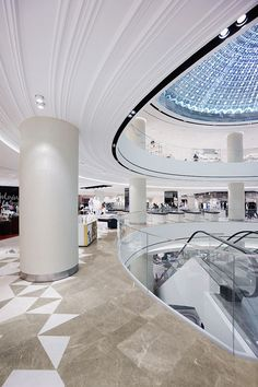Department Store Galeries Lafayette, Istanbul - Picture gallery