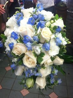 spring wedding bouquets decoration