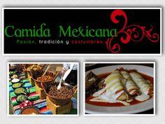 COMIDA MEXICANA Desde hace décadas, nuestras abuelas educadas en haciendas aprendieron la magia de transmitir los sabores típicos de México enriqueciendo, creando y manteniendo aquellas recetas de generación en generación. Somos una familia mexicana empresaria con gusto por nuestra cultura, tradiciones, costumbres y sobretodo: Nuestra Gastronomía. Te invitamos a compartir este ancestral acervo culinario. Cinthya Espinoza (313)  820-5744 E-mail: comidamexicanacolombia@gmail.com Cereal, Breakfast, Food, Gastronomia, Recipes, Topcoat, Grandmothers, Haciendas, Mexican Meals