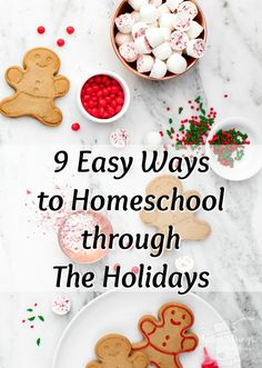9 Easy Ways to Homeschool Trhough The Holidays at pin – new years traditions Christmas Blessings, Christmas Wishes, Christmas Time, Christmas Crafts, Learning Colors, Kids Learning, Chore Chart Pictures, Traditional Books, New Years Traditions