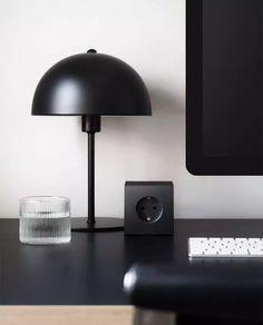 SQ1-F-USB-B-Avolt-Square-1-Stockholm-Black_m Stockholm, Usb, Lighting, Black, Design, Home Decor, Decoration Home, Black People, Room Decor