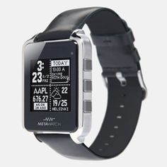 Review: Smart Watches: Pebble, Samsung Galaxy Gear, MetaWatch Frame   MIT Technology Review