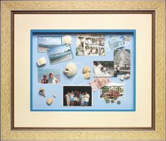 Vacations are fun getaways, where great memories are created. Remember them forever by #CustomFraming them!