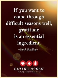 During this season, may gratitude, grace and genuine love overflow.