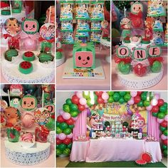 The 10 Best Home Decor Ideas Today (with Pictures) - Licia turns 1 2nd Birthday Party For Girl, Birthday Themes For Boys, Birthday Ideas, 1st Birthday Decorations, Birthday Pictures, First Birthdays, Batman Party, Superhero Party, Balloon