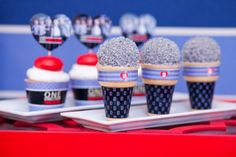 Make these easy microphone cake pops from our One direction This is Us Movie Party