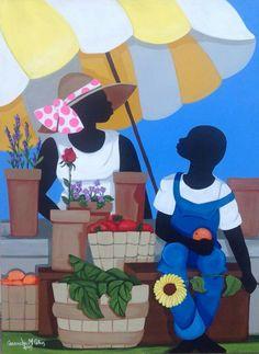"""At the Market"""