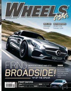 Wheels Asia February 2016 digital magazine - Read the digital edition by Magzter on your iPad, iPhone, Android, Tablet Devices, Windows 8, PC, Mac and the Web.
