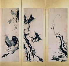 千葉市美術館で「伊藤若冲―アナザーワールド―」展を観た!の画像   とんとん・にっき