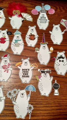 Bears for all occasions  CTMH