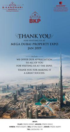 8 Best Mega Dubai Property Expo Jan 2019 images | Dubai