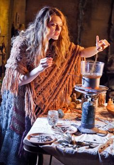 Magick Wicca Witch Witchcraft:  Making Magick.