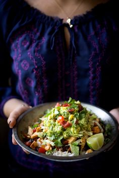 Bol burrito de Margaux - K pour Katrine Dairy Free Recipes, Healthy Recipes, Poke Bowl, I Love Food, Vegetable Recipes, Food For Thought, Side Dishes, Tasty, Yummy Yummy