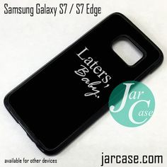 50 Shades Of Grey Quote Phone Case for Samsung Galaxy S7 & S7 Edge