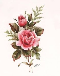 3 Simple and Crazy Tricks Can Change Your Life: Shabby Chic Colors shabby chic apartment decor.Shabby Chic Style Old Windows. Art Floral, Floral Vintage, Vintage Diy, Vintage Flowers, Shabby Vintage, Style Vintage, Vintage Beauty, Aquarell Tattoos, Future Tattoos