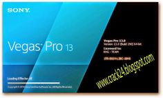 Sony Vegas Pro Crack 2015 is a multimedia application software functions to edit a video file. By using Sony Vegas Pro we can edit any video. Sony Vegas Pro is a lot of  tools that you can use to edit video, suppose just to give subtitle on video, create videos in the video and many more uses.