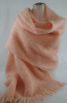 2af07623ad4b Excited to share the latest addition to my  etsy shop  Large Jaeger MOHAIR  Scarf