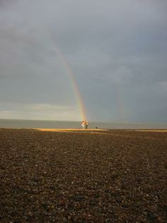 Question 6.  What are they eating at the end of the rainbow? (Aldeburgh's doubly famous for this.)