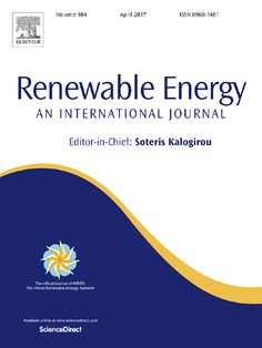 Публикации в журналах, наукометрической базы Scopus  Renewable Energy #Renewable #Energy #Journals #публикация, #журнал, #публикациявжурнале #globalpublication #publication #статья