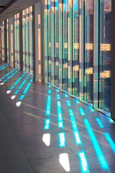 Dichroic Glass | DAG Inter Ltd| Decorative Architectural Glass Suppliers & Glaziers