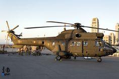 Aerospatiale AS-332B Super Puma ET-510 - Drago.