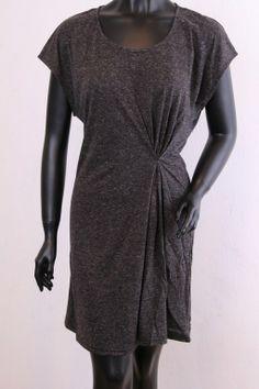 ICHI Lummi dress Black 100970 - Kjoler/nederdele - MaMilla