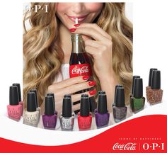 OPI's Coca-Cola Collection
