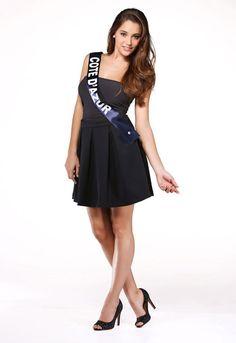 Découvrez le visage des 33 prétendantes à l'écharpe de Miss France 2015