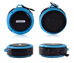Portable Wireless Sport Bicycle Bluetooth Speaker outdoor Waterproof With 500mah battery