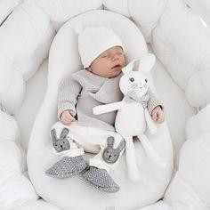 Asleep with Rabbit