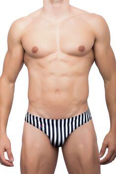 Joe Snyder Lace Clip side 05 Skimpy Bikini Brief slip see through underwear