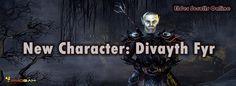 New Sorcerer of Elder Scrolls Online: Divayth Fyr
