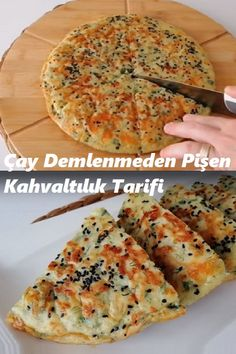 Lunch Recipes, Breakfast Recipes, Cooking Recipes, Turkish Recipes, Indian Food Recipes, Breakfast Items, Iftar, Best Appetizers, Easy Snacks