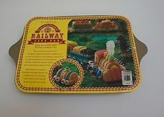 #Nordic ware railway #train cake pan williams sonoma #exclusive wth recipie,  View more on the LINK: 	http://www.zeppy.io/product/gb/2/222102239576/