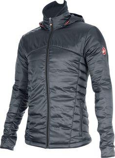 d30e3a60f57b Castelli Meccanico Puffy Jacket Turbulence Red - Sundried Men s Cycling