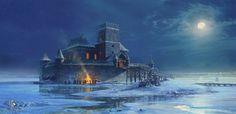 Zamek w Trokach - Vilius Petrauskas