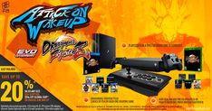 It's our Attack on Wakeup EVO Special Edition Sale! Save 20% storewide July 14-16. Spread the word for a chance to win an Xbox One X or Playstation 4 Pro, Copy of Dragon Ball Z FighterZ and more!