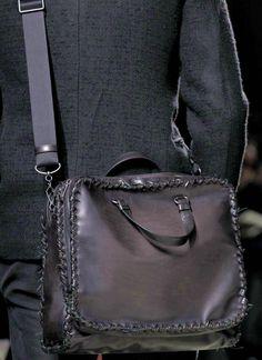 Fashion Lifestyle Bottega Veneta Men's Bags Fall 2011 #fashionhandbags